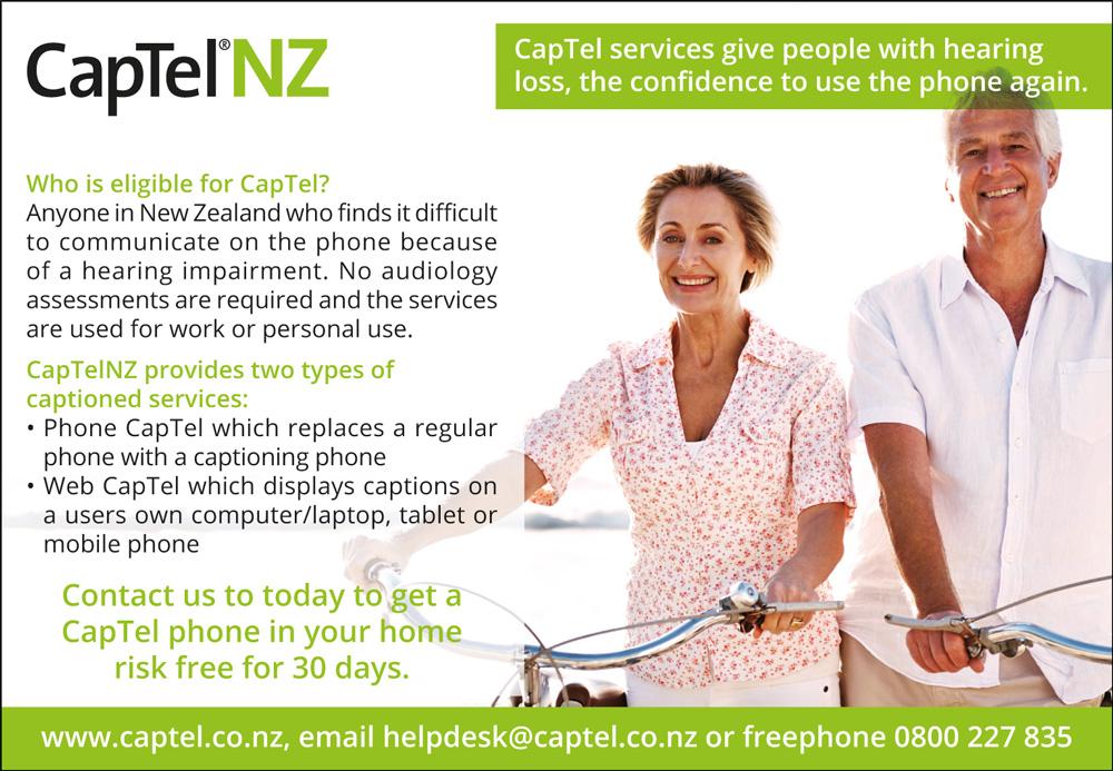 CapTel NZ
