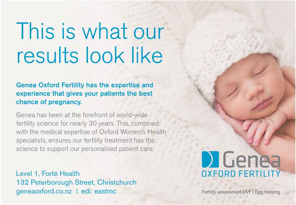 Genea Oxford Fertility
