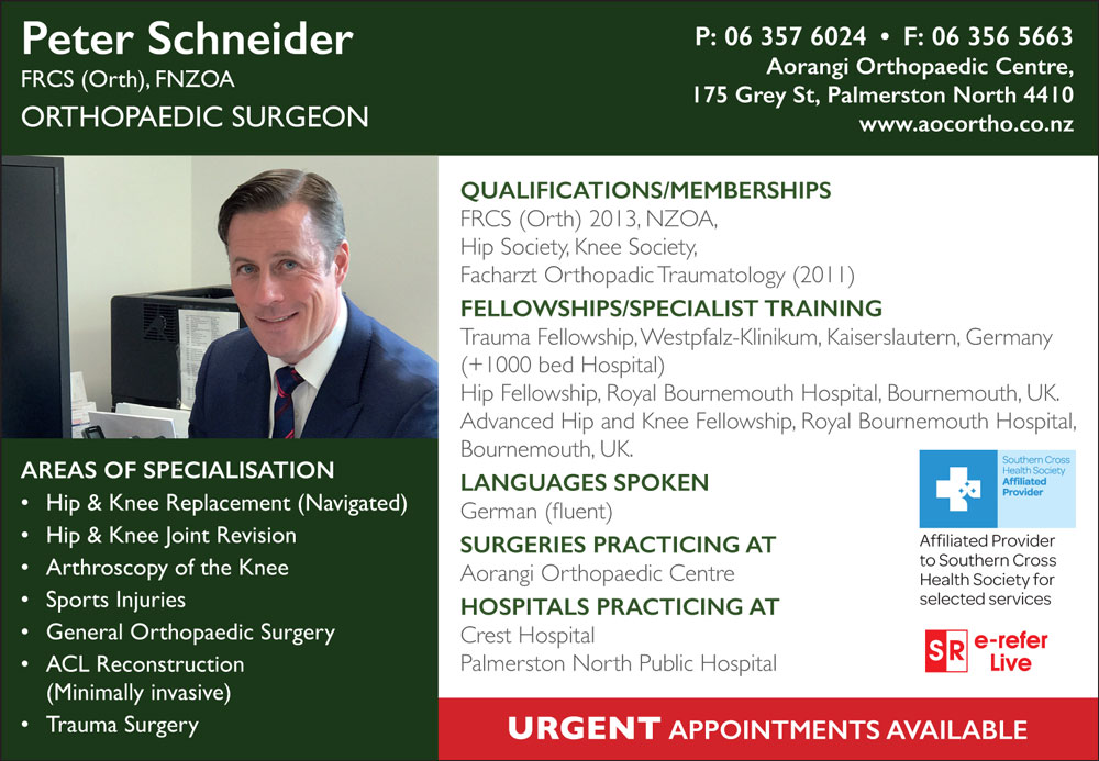 Mr Peter Schneider