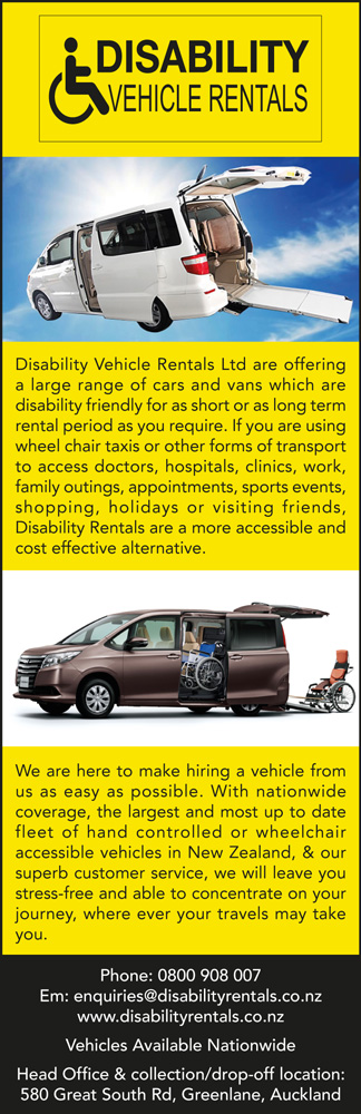 Disability Vehicle Rentals Ltd