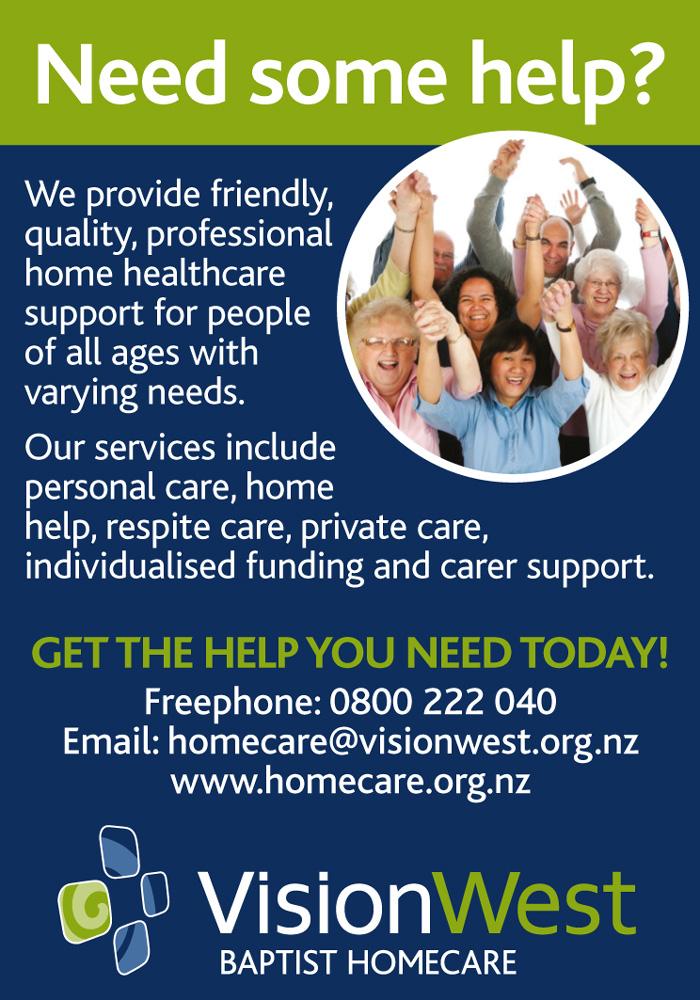 VisionWest Baptist Homecare