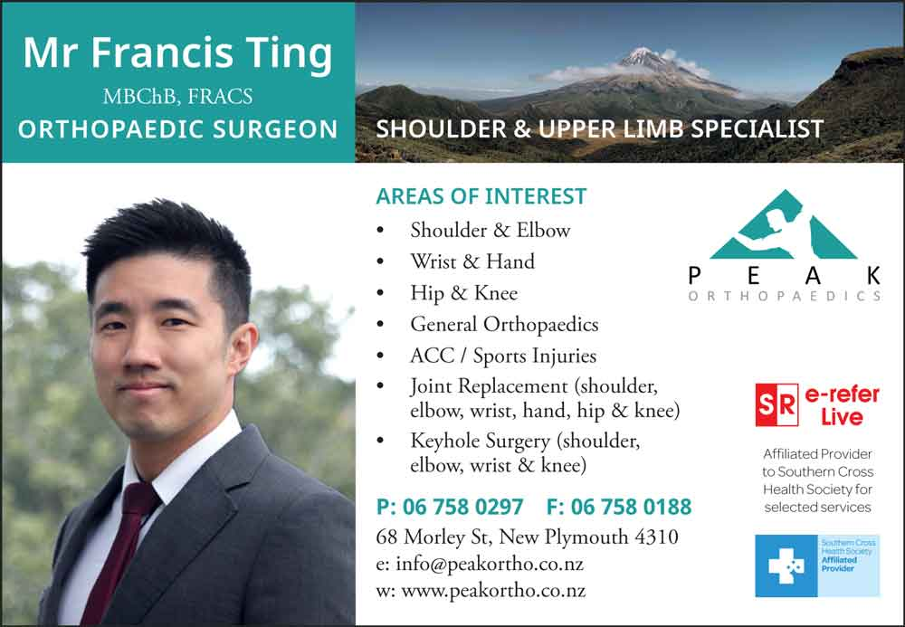 Mr Francis Ting