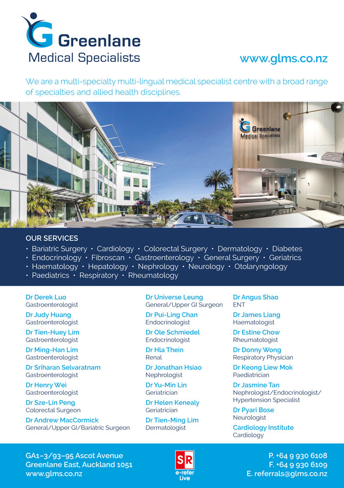 Greenlane Medical Specialists
