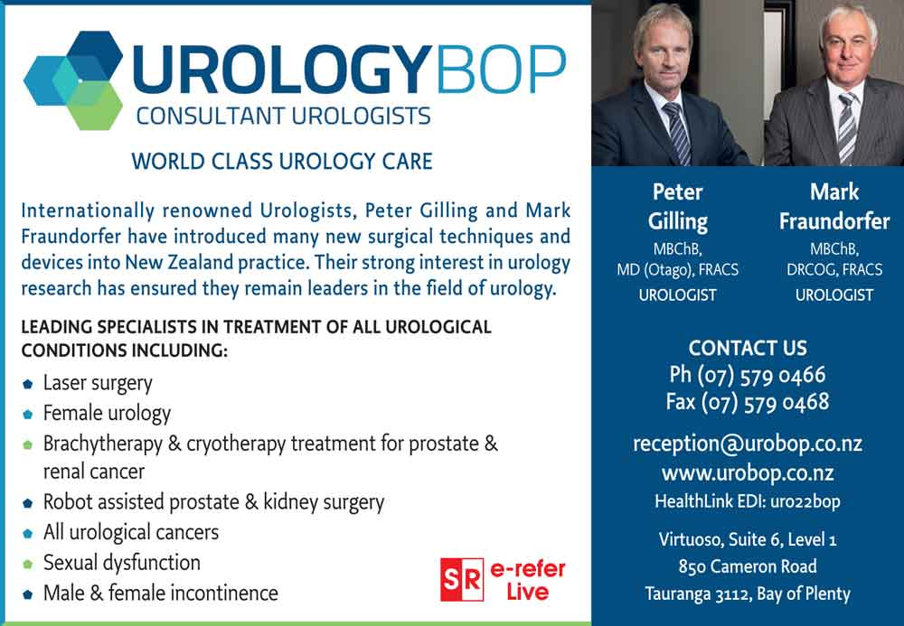 Urology BOP Ltd