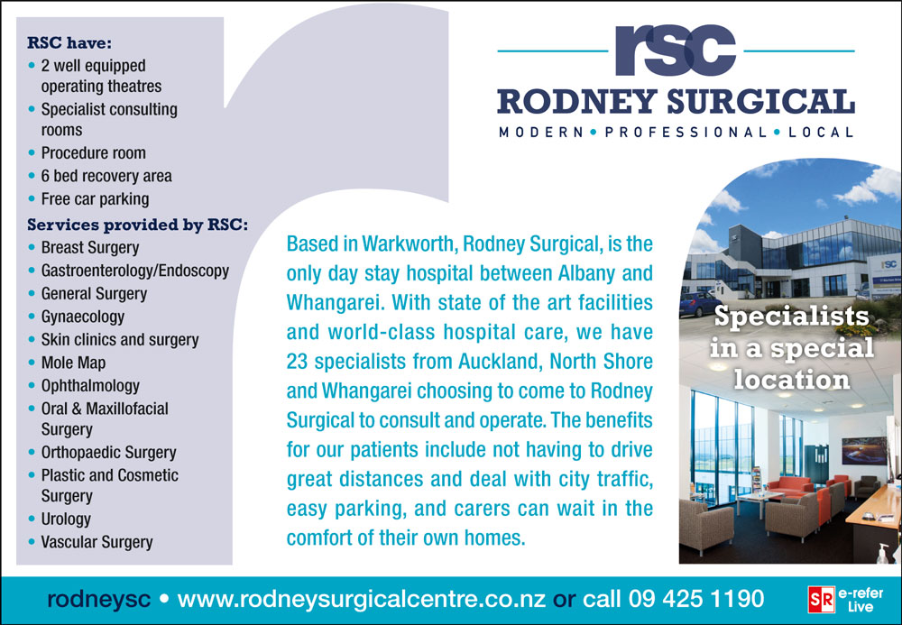 Rodney Surgical Centre