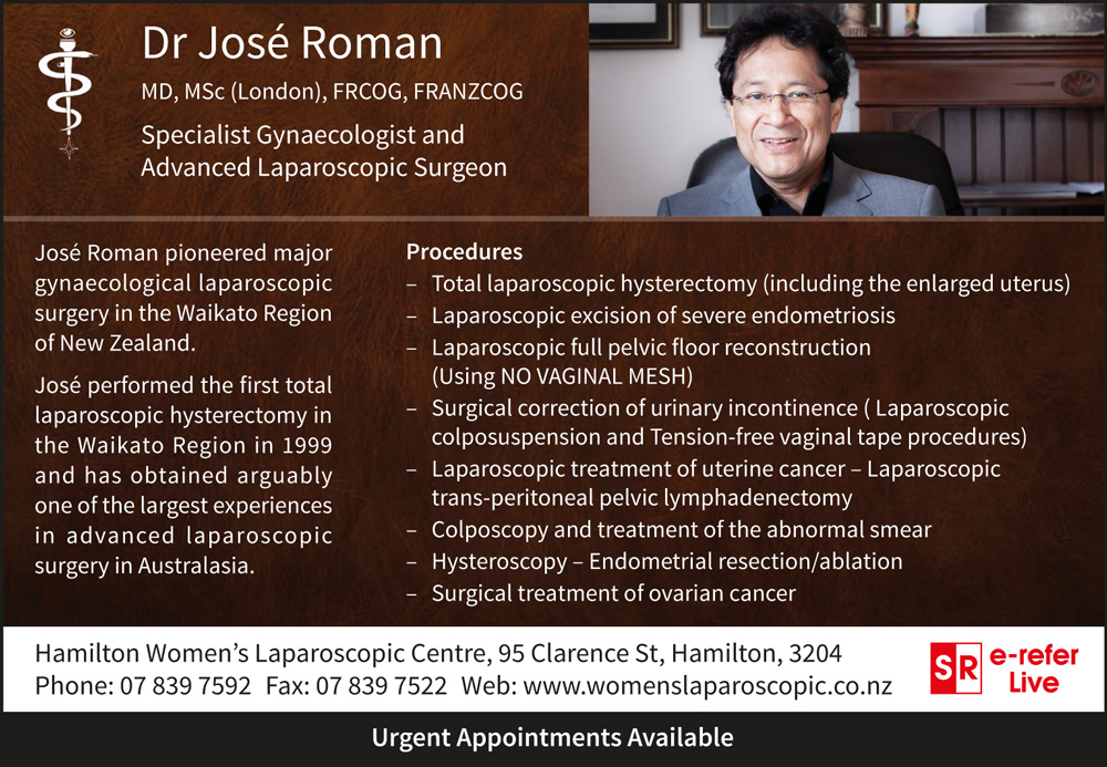 Dr José Roman