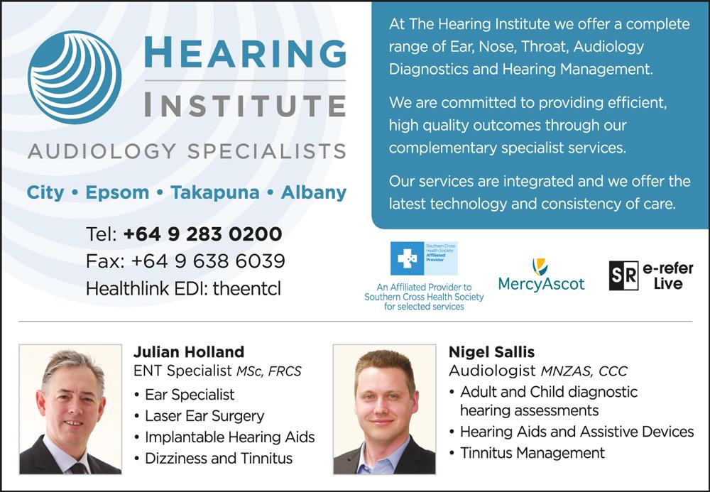 Hearing Institute