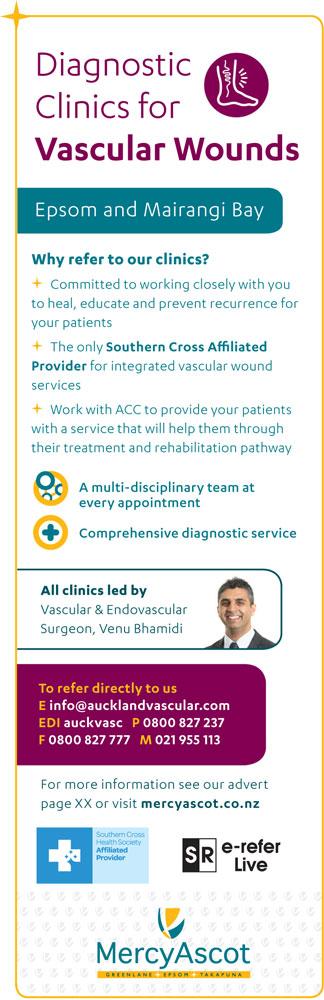 MercyAscot Vascular Wound Clinic