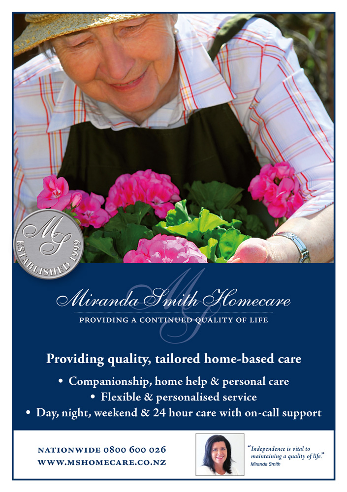 Miranda Smith Homecare Ltd