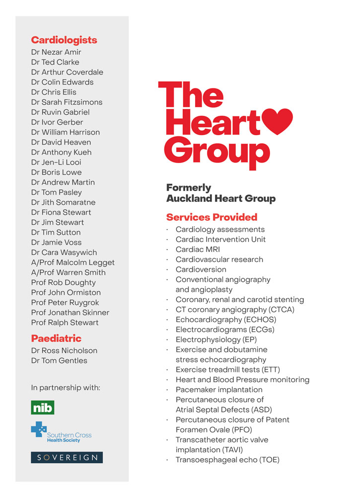 The Heart Group