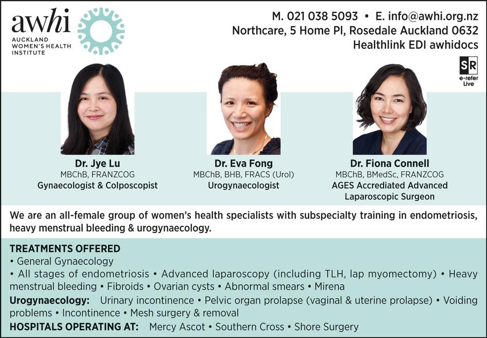Auckland Womens Health Institute