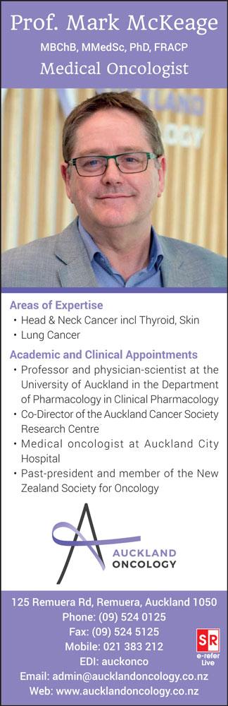 Prof Mark James McKeage