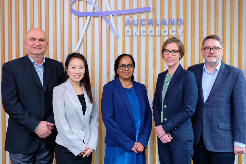 Auckland Oncology