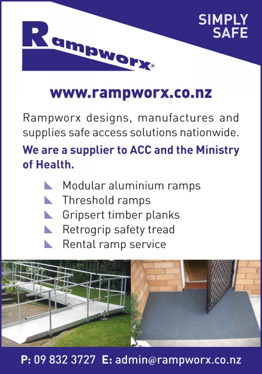 Rampworx Limited